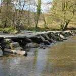 Een bruggetje in de oertijd