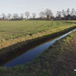 De Mortel - De Rips bij Abtshof ontwatert de wijstgebieden van de Mortelse Peel die tegen de Peelrandbreuk liggen