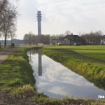 De Mortel - De Snelle Loop is in de vorige eeuw gekanaliseerd ten behoeve van de landbouw voor meer water aanvoer