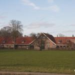 Elsendorp - De Dompt- of Annahoeve in Elsendorp was bij de bouw kort na 1900 een hyper moderne ontginningsboerderij in een woeste en ledige Peel