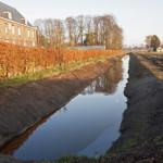 Handel - De Landmeersche Loop langs de Wijst, als grensbeek met Boekel. Ooit onderdeel van een verdedigingswerk van de grens van de vrije heerlijckheid Gemert