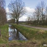 Milheeze - De Snelle Loop bij de Peeldijk naar Stippelberg waarmee water wordt aangevoerd uit de Maas waarmee Bakelse beken worden gevuld