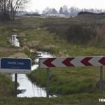 Milheeze - De Snelle Loop gaat meanderend langs de golfbaan tussen Milheeze en Bakel 1